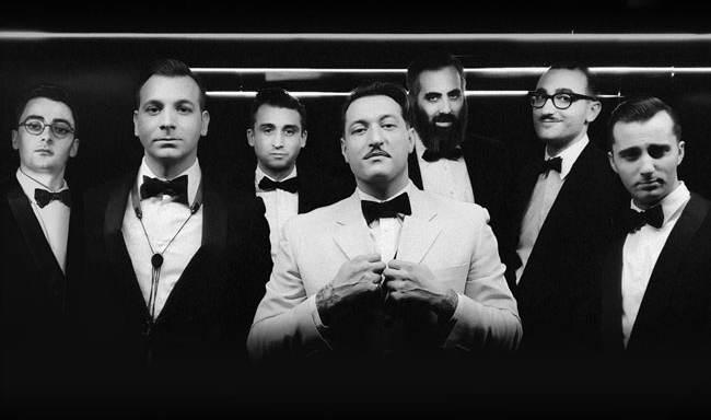 Sugar Daddy The Cereal Killers live al Blue Note di Milano