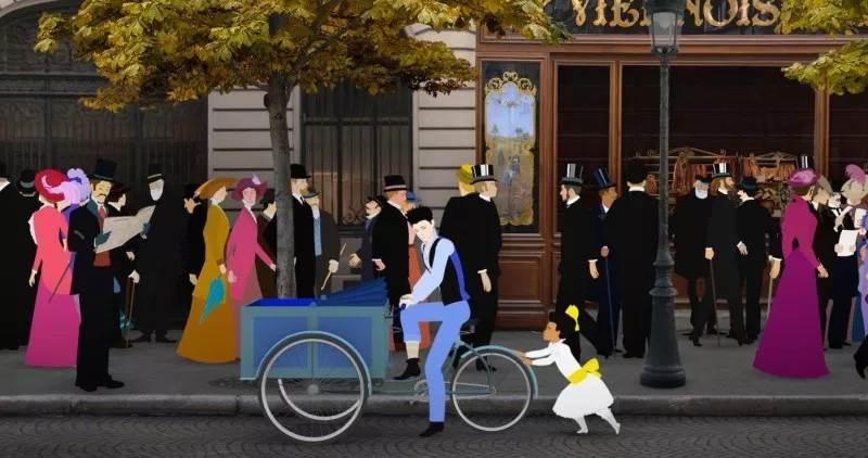 Dilili a Parigi: dal 24 aprile nei Cinema il film d'animazione diretto da Michel Ocelot