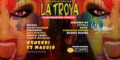 cosa fare venerdì 17 maggio a Milano: serata in Discoteca Pelledoca
