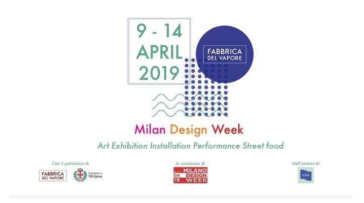 Eventi Fuorisalone 2019 Milano alla Fabbrica del Vapore