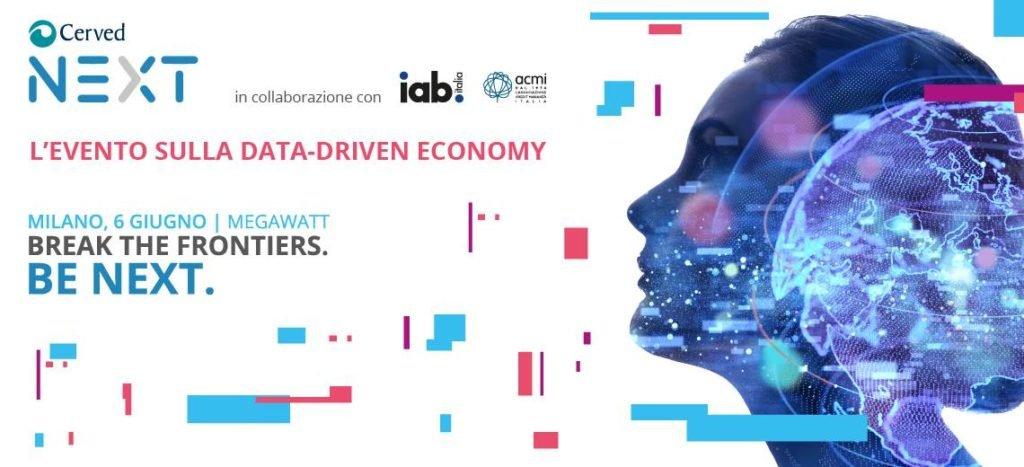 Cerved Next - a Milano il più importante evento italiano sulla data-driven economy