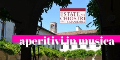 Aperitivo in musica con Up&Down Acoustic Duo in Società Umanitaria a Milano