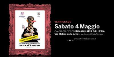 Creativi !n Sciopero. La Mostra a Milano dal 4 maggio