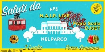 Eventi del 2 luglio a Milano: Ape nel Parco Sempione numero 5