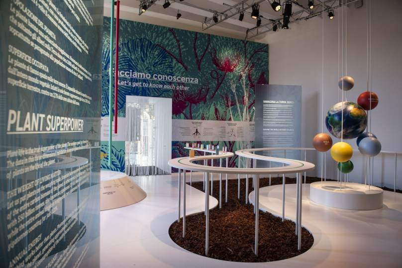 """Alla Triennale di Milano """"Broken Nature: Design Takes on Human Survival"""""""