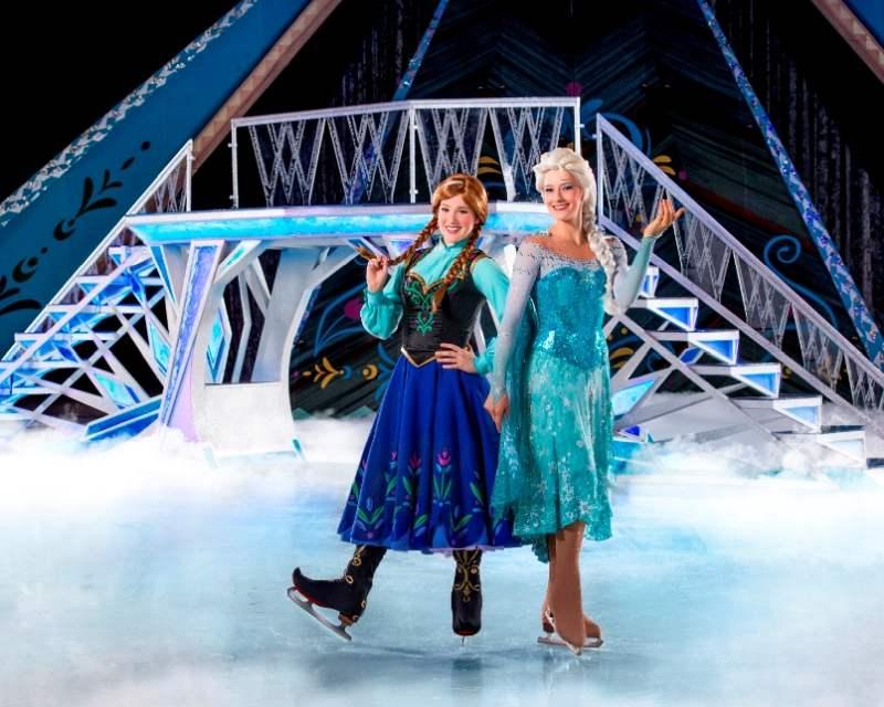 Cosa fare domenica 26 gennaio a Milano: Disney On Ice: FROZEN, Il regno di ghiaccio
