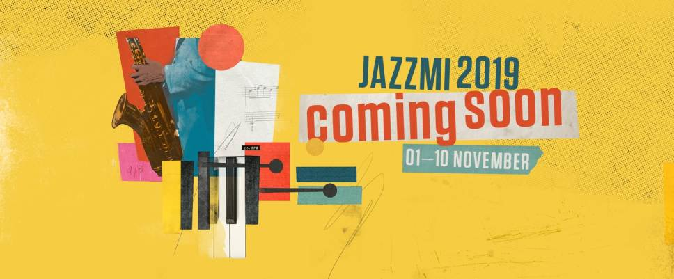 cosa fare venerdì 1 novembre a Milano: JAZZMI 2019