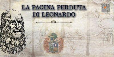 Sabato 6 luglio a Milano vestite i panni di un gruppo di investigatori per cercare il luogo dove si nasconde il disegno perduto di Leonardo!