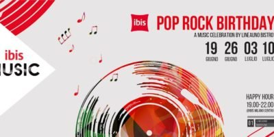 Pop Rock Birthday - A Music celebration by LineaUno Bistrò & Bar