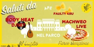 Eventi del 16 luglio a Milano: Ape nel Parco Sempione #7