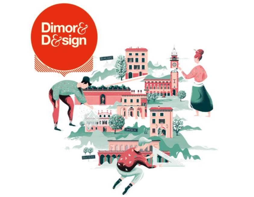DimoreDesign: dal 4 al 27 settembre 10 designer per 7 palazzi