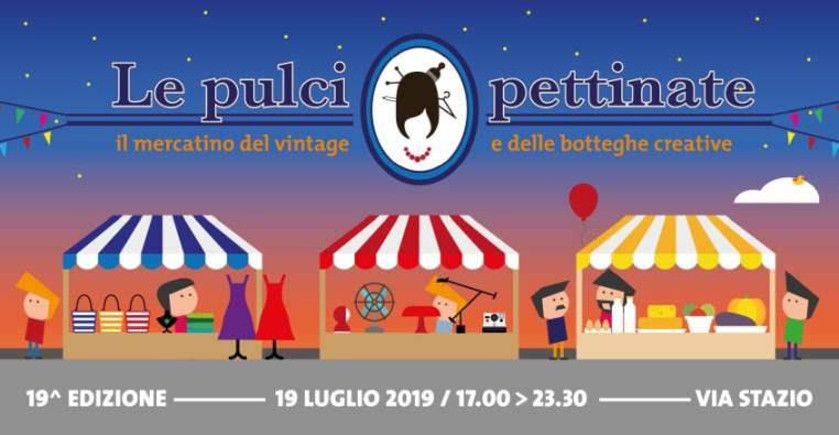 cosa fare venerdì 19 luglio a Milano: mercatino vintage le pulci pettinate