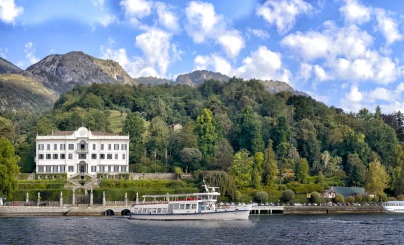 cosa fare ferragosto a milano e in lombardia: visita Villa Carlotta