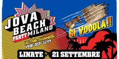 Jova Beach Party Milano Linate: prevendite biglietti su Ticketone