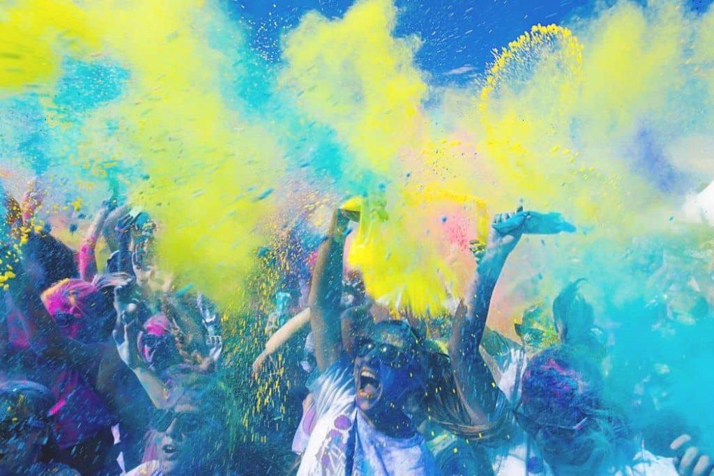 Weekend: cosa fare a Milano fino a domenica 15 settembre: color run