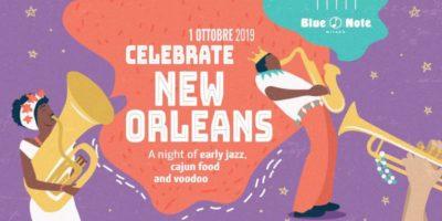 Celebrate New Orleans: al Blue Note Milano una serata alla scoperta delle radici del Jazz