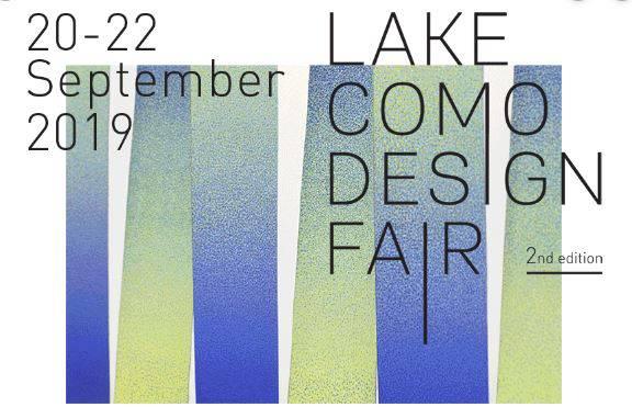 Weekend: cosa fare a Milano fino a domenica 22 settembre: lake como design fair
