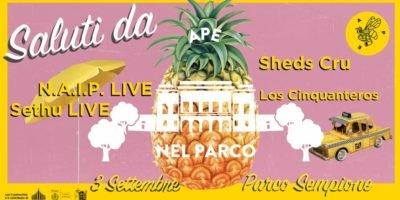Eventi gratuiti del 3 settembre a Milano: Ape nel Parco Sempione #9
