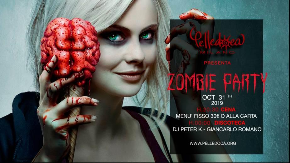 Eventi a Milano: Pelledoca Halloween Party 2019