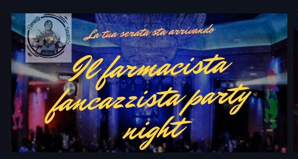 cosa fare a Milano Sabato 12 ottobre: Il Farmacista fancazzista party Night