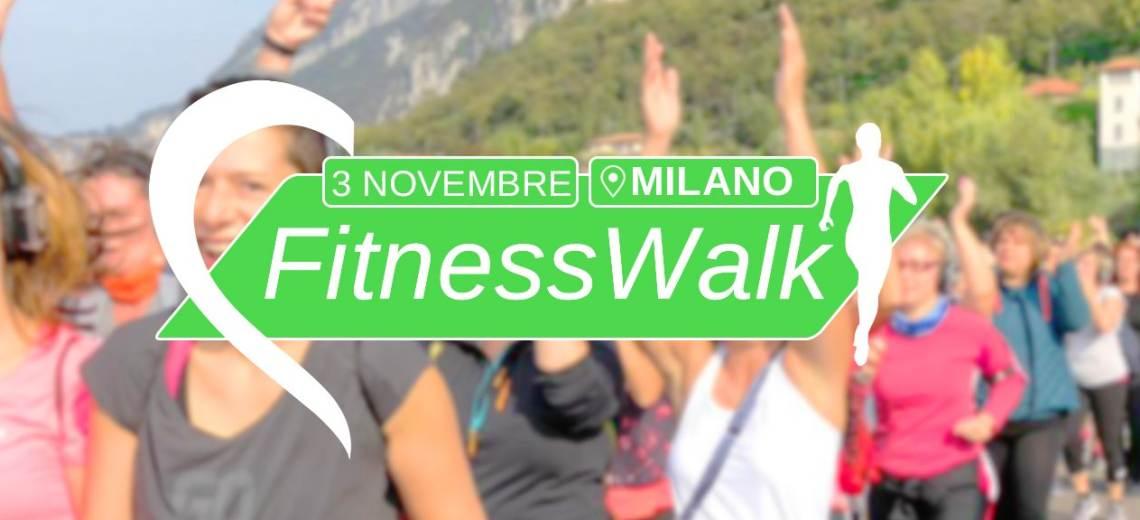 cosa fare a Milano domenica 3 novembre: FitnessWalk al Parco Sempione