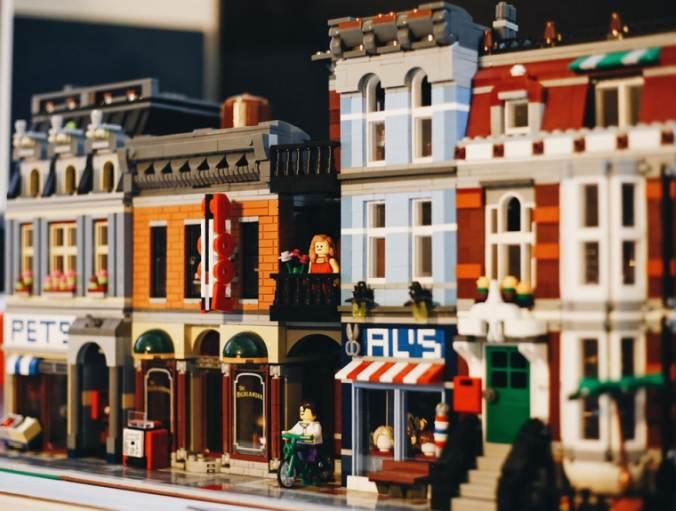 I love Lego mostra a Milano Museo della Permanente fino a domenica 2 febbraio