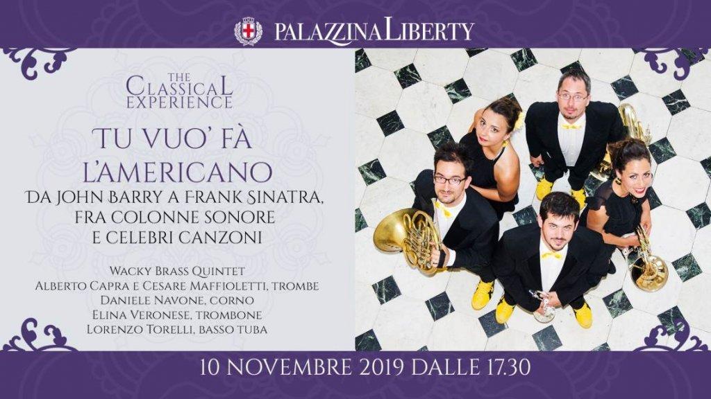 Tu vuo' fà l'americano: concerto in Palazzina Liberty a Milano