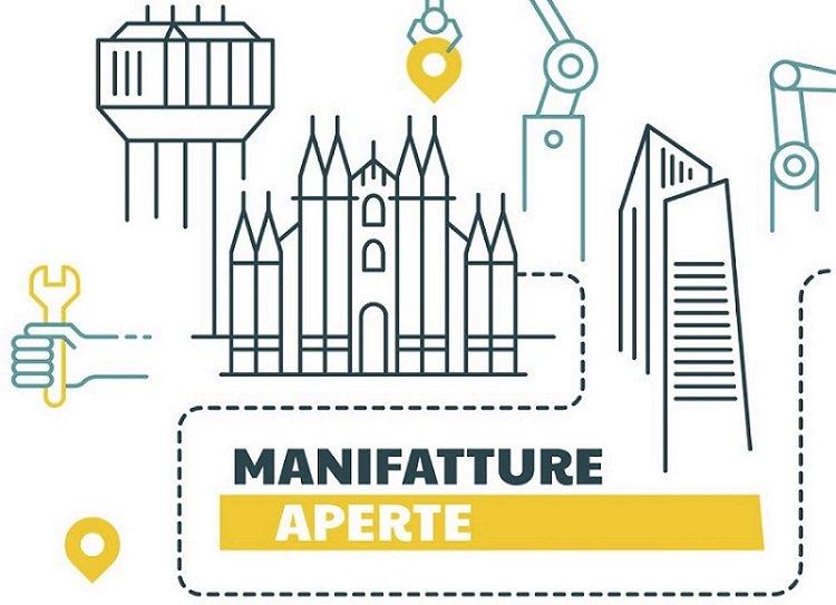 Manifatture aperte Milano il 29 e 30 novembre a Milano