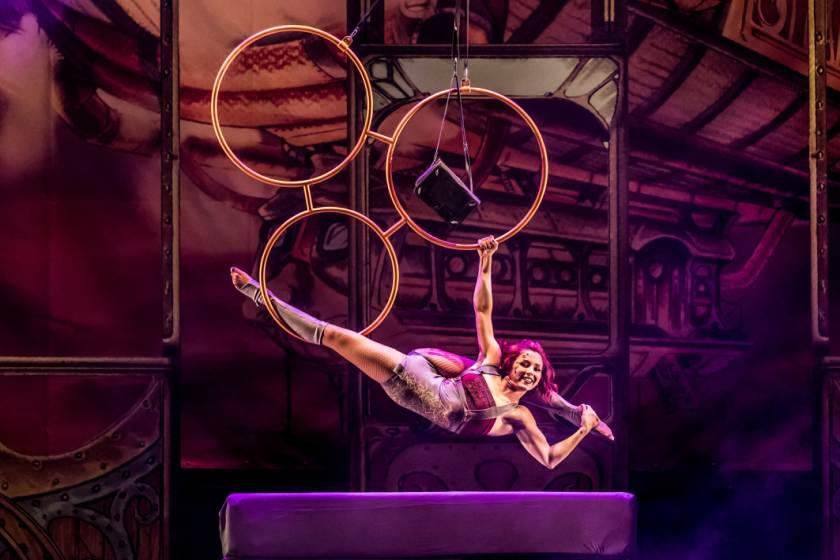 Capodanno a Milano: al Teatro degli Arcimboldi di Milano in scena l'ultima sfida acrobatica dei SONICS