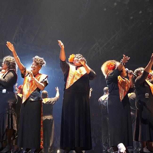 Gli Harlem Gospel Choir in concerto al Blue Note Milano