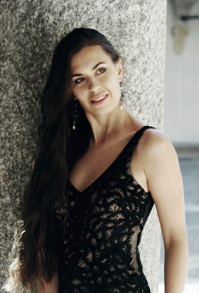 Il soprano Katerina Adamova Mazzei protagonista nel concerto gratuito Liric and Pop a Milano