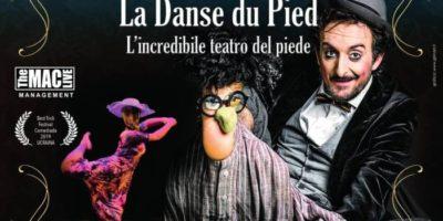 La Danse du Pied - L'incredibile teatro del piede di Monsieur David
