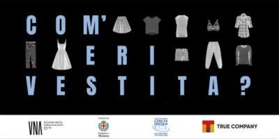 A Milano la mostra Com'eri vestita: rispondono le sopravvissute alla violenza sessuale