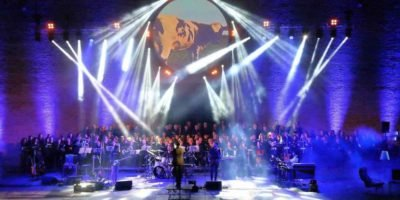 "Pink Floyd Legend ""Atom Heart Mother Tour"": un ensemble di 140 artisti per la messa in scena del capolavoro pinkfloydiano"