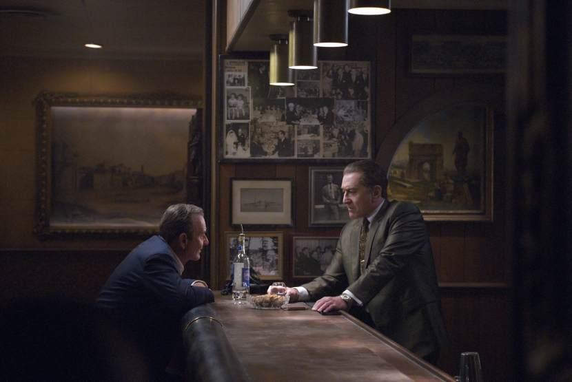 24 dicembre cosa fare a Milano: The Irishman al Cinema Beltrade