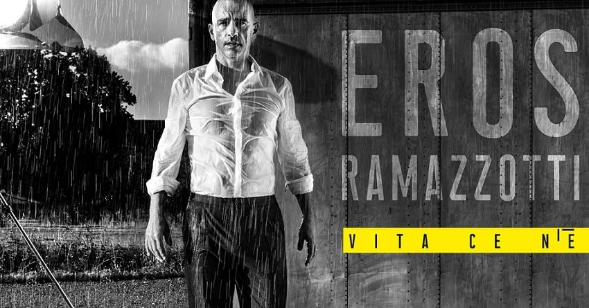cosa fare a Milano venerdì 20 dicembre: Eros Ramazzotti in concerto