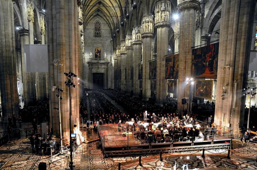 Concerto gratuito di Natale in Duomo a Milano: il 20 dicembre appuntamento con la grande musica di Bach