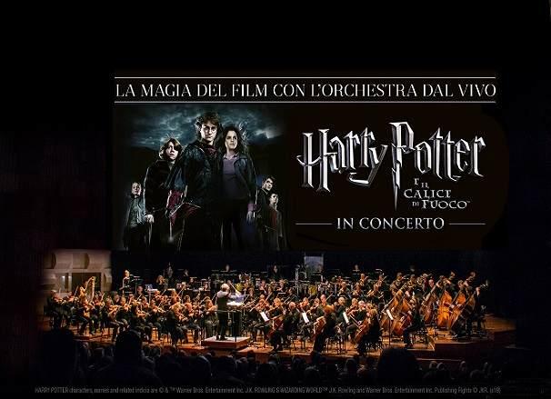 cosa fare venerdì 27 dicembre a Milano: Harry Potter in concerto