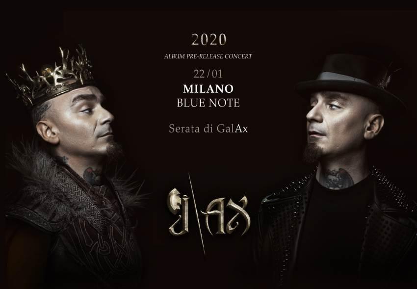 22 gennaio 2020: J-AX in concerto al Blue Note Milano