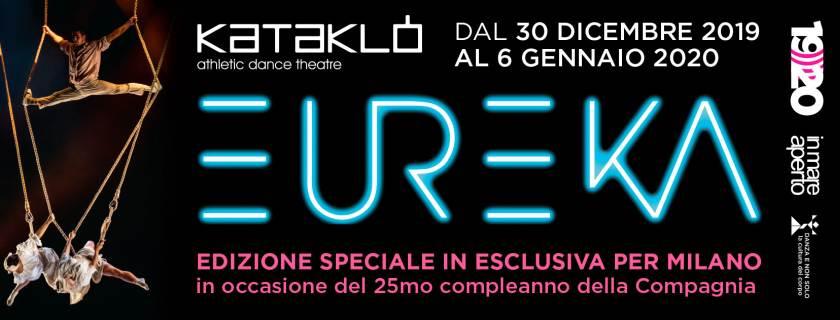 cosa fare venerdì 3 gennaio a Milano: Eureka con la compagna Kataklo