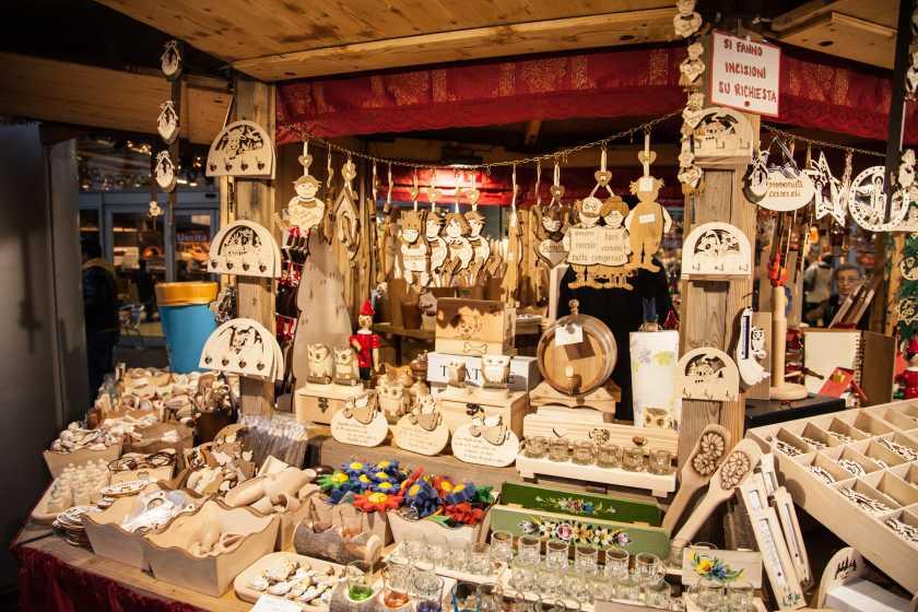 cosa fare domenica 29 dicembre a Milano: mercatini di Natale in Piazza Portello