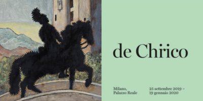 Cosa fare fino al 19 gennaio a Milano: mostra de Chirico