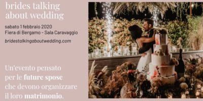 Brides talking about wedding / Bergamo Sposi 2020