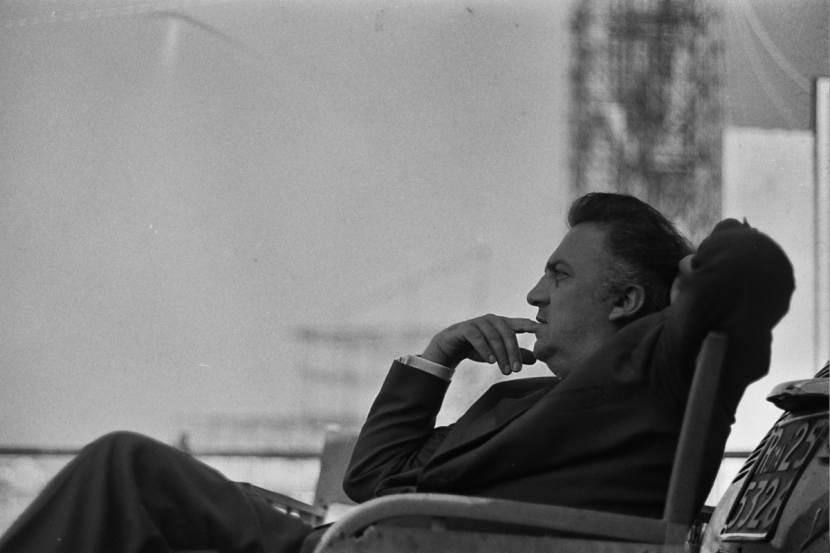 cosa fare domenica 12 gennaio a Milano: rassegna film Federico Fellini