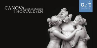 Cosa fare a Milano martedì 2 giugno: visita le Gallerie d'Italia di Milano. Aperta al pubblico la mostra Canova Thorvaldsen. La nascita della scultura moderna.