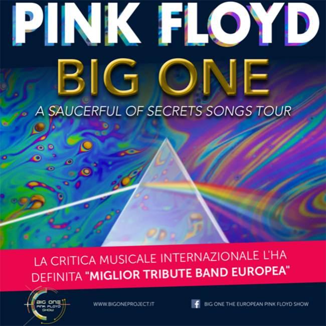 cosa fare a Milano Venerdì 10 gennaio: European Pink Floyd Show con i Big One al Blue Note