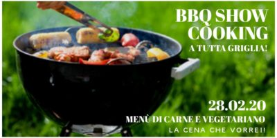 A tutta grigliaaaa! BBQ Show Cooking da Il Bar Che Vorrei