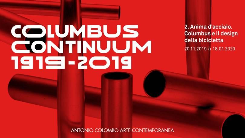 Fino al 22 febbraio: Anima d'acciaio: Columbus e il design della bicicletta