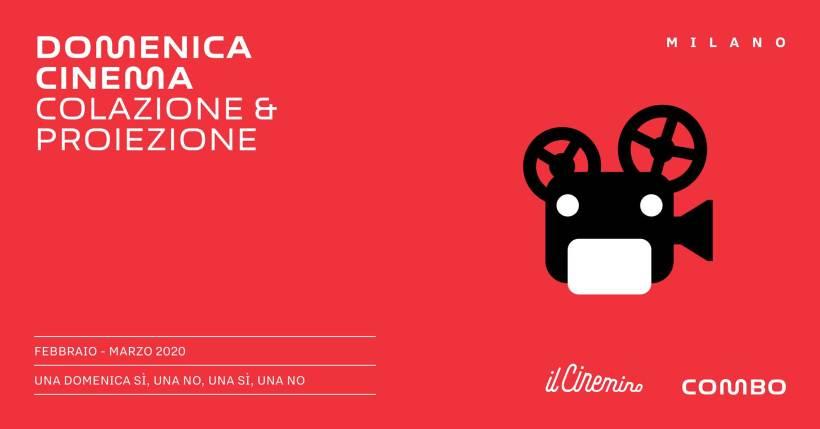 Cosa fare domenica a Milano: proiezioni cinematografiche gratuite in lingua originale da Combo
