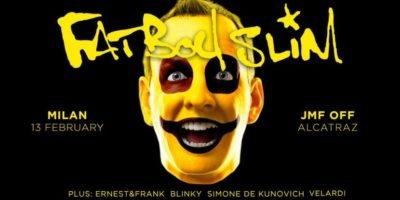 Fatboy Slim live all'Alcatraz di Milano il 13 febbraio: biglietti e altre info utili
